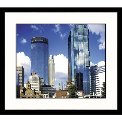 Great American Picture Milwaukee Day Framed Photograph