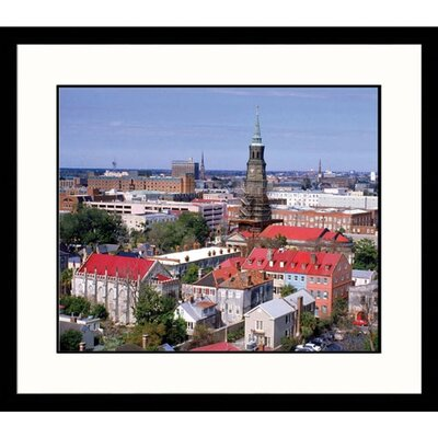 Great American Picture Historic Charleston in South Carolina Framed Photograph - Jeff Greenberg