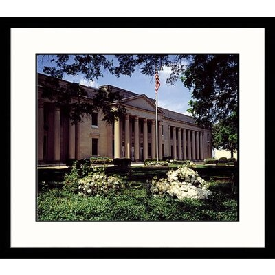 Great American Picture North Carolina Spring Framed Photograph