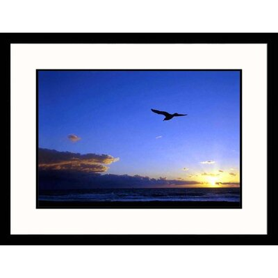 Great American Picture Miami Beach Framed Photograph - Jeff Greenberg