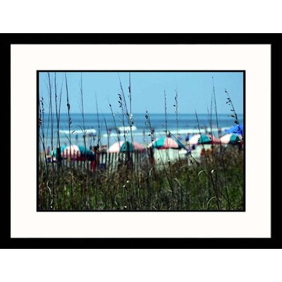Myrtle Beach, South Carolina Framed Photograph - Jim McGuire
