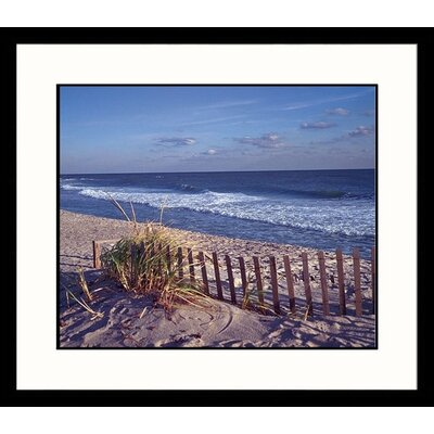 Hampton Beach Framed Photograph