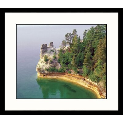 Great American Picture Miners' Castle, Michigan Framed Photograph - Adam Jones