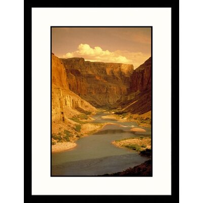 Colorado River,Grand Canyon, Arizona Framed Photograph - Amy and Chuck Wiley