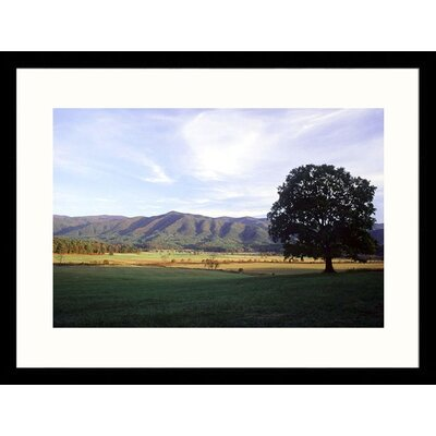 Landscapes 'Cades Cove Great Smokey Mountain National Park, Tennessee' by Jack Jr Hoehn Framed ...