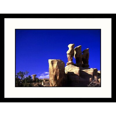 Great American Picture Devil's Garden Escalante National Monument Framed Photograph - Mark Newman