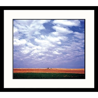 Great American Picture Farmland Framed Photograph