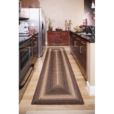 Homespice Decor Ultra-Durable Driftwood Rug