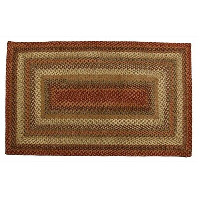 Cotton Pumpkin Pie Rug