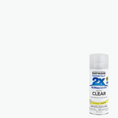 PaintersTouch Painter's Touch® 2X™ 12 Oz Clear Matte Cover Spray Paint