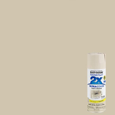 PaintersTouch Painter's Touch® 2X™ 12 Oz Almond Cover Spray Paint Gloss