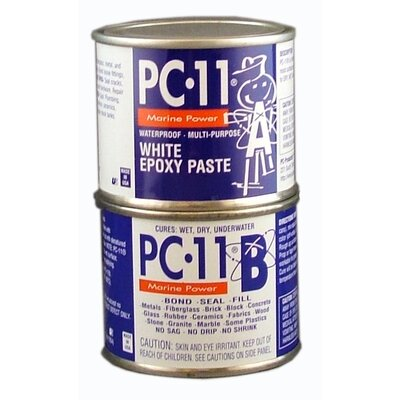 PCProducts PC-11 Epoxy Paste in White 1/2 lb