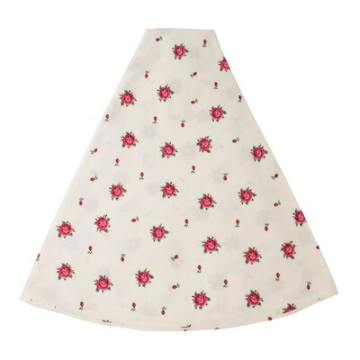 New Country Roses Round Tablecloth