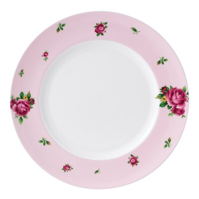 Royal Albert New Country Roses Casual Dinner Plate