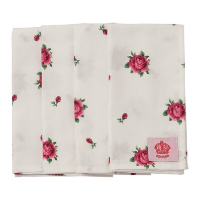 New Country Roses Napkins (Set of 4)