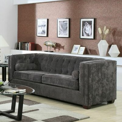 Wildon Home ® Alexa Velvet Sofa