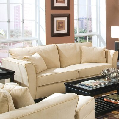 <strong>Wildon Home ®</strong> Cumberland Grove Velvet Sofa