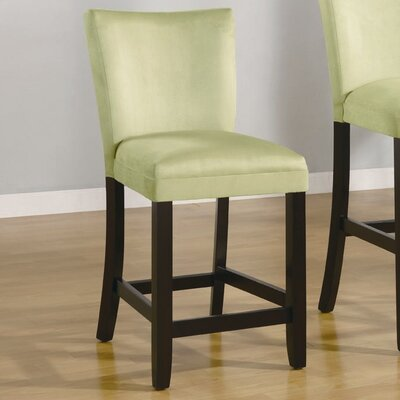 "Wildon Home ® 24"" Bar Stool with Cushion"