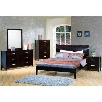Wildon Home ® Newport Queen Platform Bedroom Collection