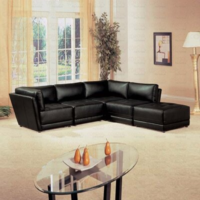 Wildon Home ® Pacifica Sectional