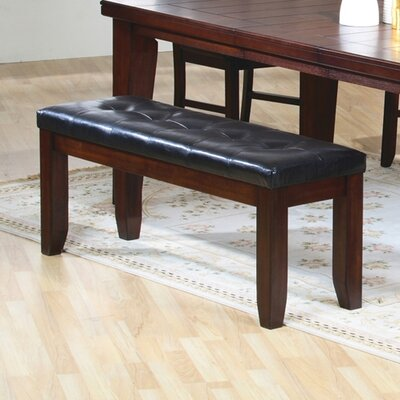 Wildon Home ® Dixon Wooden Kitchen Bench