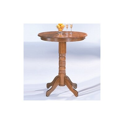 Wildon Home ® McCoy Bar Table in Oak
