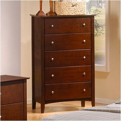 Wildon Home ® Stoneham 5 Drawer Chest