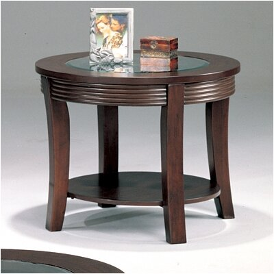 Blue Lake End Table