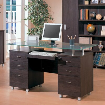 Wildon Home ® Covina Computer Desk