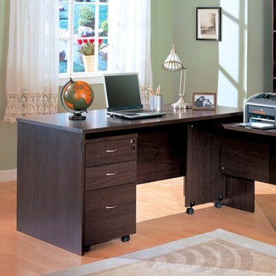 Wildon Home ® Redondo Beach Writing Desk