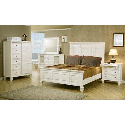 Wildon Home ® Glenmore Panel Bedroom Collection