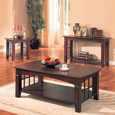 Wildon Home ® Brentwood Coffee Table Set