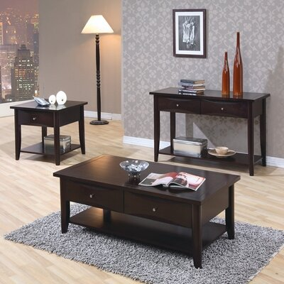 Wildon Home ® Calimesa Coffee Table Set