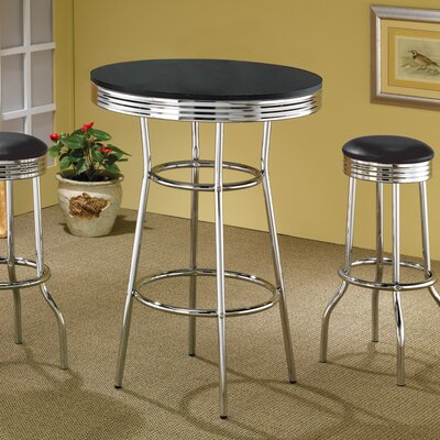 Wildon Home ® Ridgeway Pub Table with Optional Stools