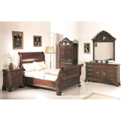 Wildon Home ® Bailey 3 Drawer Nightstand