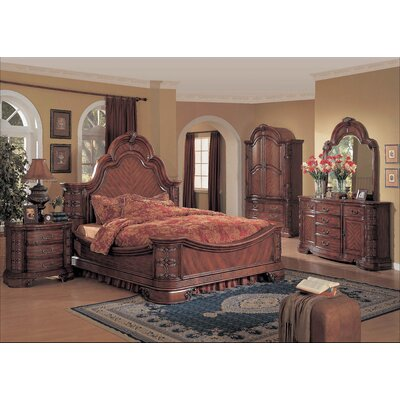 Wildon Home ® Hannah Panel Bedroom Collection