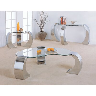 Wildon Home ® Melrose Coffee Table Set