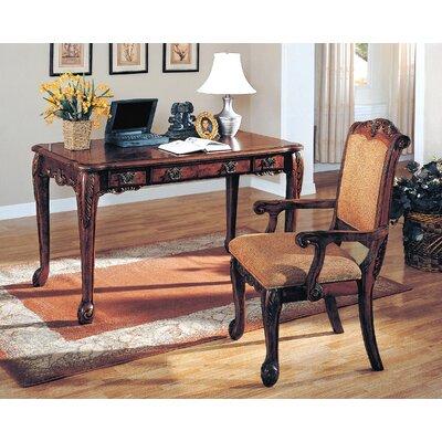 Wildon Home ® Agatha Writing Desk with Keyboard