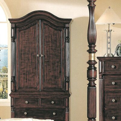 Wildon Home ® Edinburgh Armoire