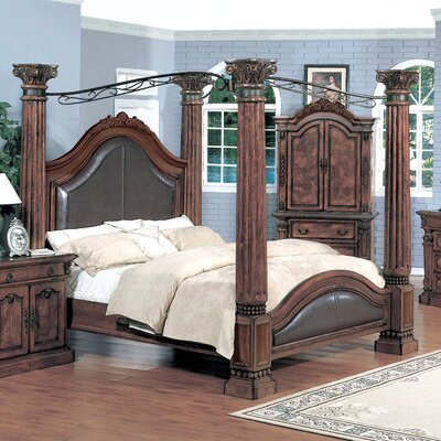 Wildon Home ® Chatsworth Poster Bedroom Collection