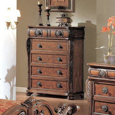 Wildon Home ® Rockport 6 Drawer Chest