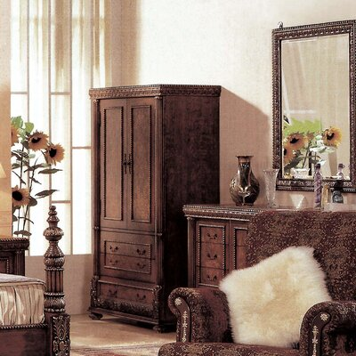 Wildon Home ® Bella Armoire