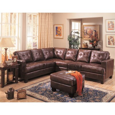 Wildon Home ® Comet Sectional