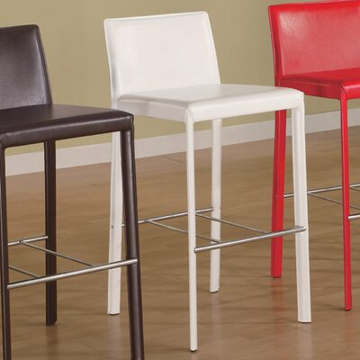 Wildon Home ® Avondale Barstool in White