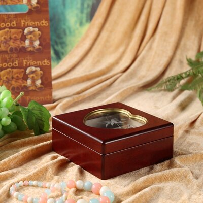 Wildon Home ® Love Me Jewelry Box
