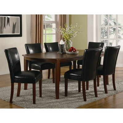 Wildon Home ® Palo Alto 7 Piece Dining Set