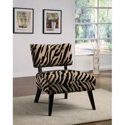 Wildon Home ® Oversized Fabric Slipper Chair
