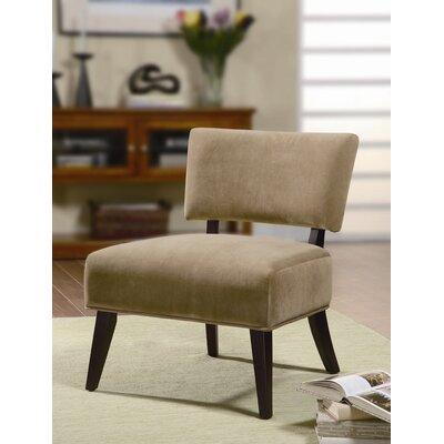 Wildon Home Oversized Fabric Slipper Chair & Reviews