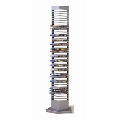 Wildon Home ® Newcastle DVD Multimedia Wire Rack