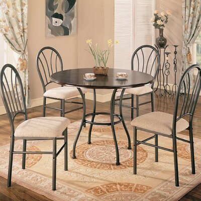 Montville 5 Piece Dining Set